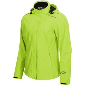 Protective P-Rain II Jacke Damen gelb